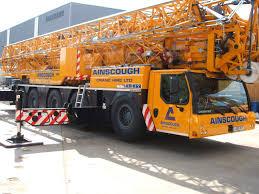 ainscough crane hire news our new mk140 tower crane