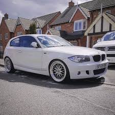 white bmw 1 series sport bmw 1 series m sport 3 door white petrol manual tastefully