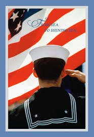 veterans day cards sea to shining sea navy veterans day card greeting cards hallmark