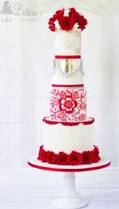 romantic wedding cake by mirella rodrigues cake factory gum