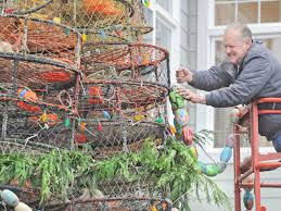 anacortes chamber of commerce to unveil crab pot tree