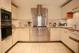 Stainless Steel Backsplash - Stainless steel backsplash