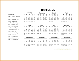 11 2015 calendar template with holidays emails sample