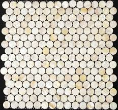 mother of pearl tile kitchen backsplash shell mosaic mop020 river