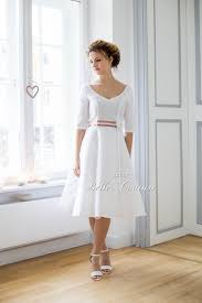 rockabilly brautkleid atelier couture schlichtes brautkleid