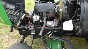 2005 john deere 3225c fairway mower w 3020 hours w yanmar 3tnv84