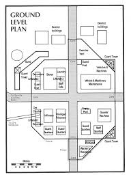prison floor plan tg traditional games page 449