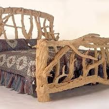 Cheap Log Bed Frames Size Log Bed Frame Bedroom Furniture