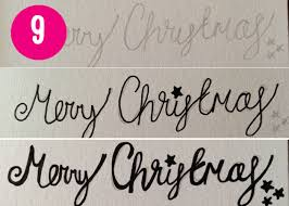 homemade cards how to draw bauble christmas cards