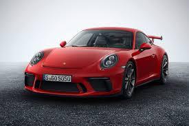 porsche 911 gt 2018 porsche 911 gt3 drive review automobile magazine