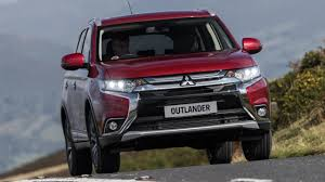 2017 mitsubishi outlander review top gear