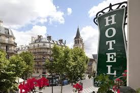 hotel au manoir st germain des prés official site book direct