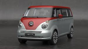 volkswagen minibus 2016 this retro vw fun bus isn u0027t real but it really should be top gear