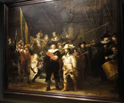 The Most Famous Paintings Rembrandt Most Famous Paintings Defendbigbird Com