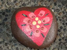 Painted Rocks For Garden by Painted Rocks As An Easy Garden Decoration Lifemadehappy