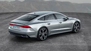 sporty audi look 2018 audi a7 the a8 s sleek and sporty sibling