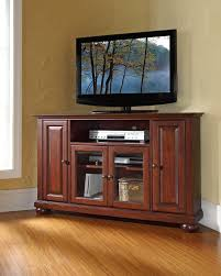 tv stands and cabinets corner tv stands top best rated cabinets image on cool dark wood