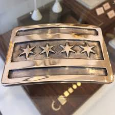Chicagos Flag Chicago Flag Belt Buckle U2013 Winifred Grace