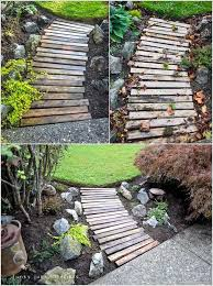 5 awesome ideas to use pallets for garden decor