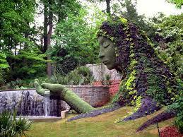 Atlanta Botanical Garden Atlanta Ga Atlanta Botanical Garden At 1345 Piedmont Ave Ne At The Prado Ne