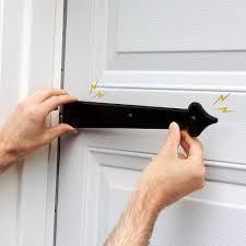 creative hardware 452 07 magnetic garage door handle hinge