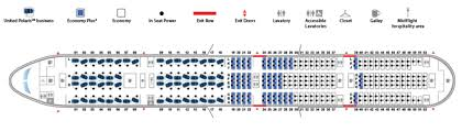 Air China Seat Map by Doors 777 U0026