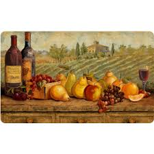 Better Homes And Gardens Kitchen Ideas Better Homes And Gardens Tuscan Wine Comfort Chef Mat 18