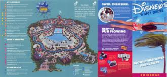 Disney World Park Maps by Where Can I Find A Map Of Typoon Lagoon Passporter A Community