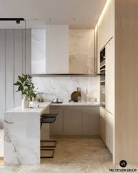 kitchen marble top home designs marble top wooden cabinet earthy kitchen 3 small