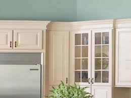 kitchen cabinet molding and trim ideas