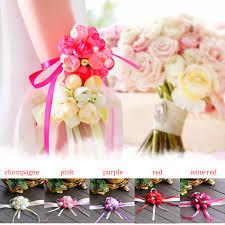 prom wrist corsage new wedding party flower girl bridesmaid wedding prom wrist