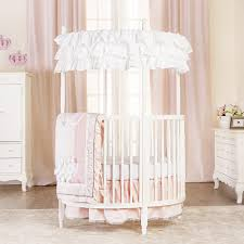 bedroom canopy for baby crib round cribs rod iron cribs