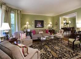 green walls living room fionaandersenphotography co