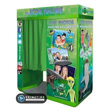 photo booth machine the machine green screen photo booth primetime amusements