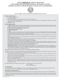 texas coin operated machine forms ap 147 texas original application f u2026