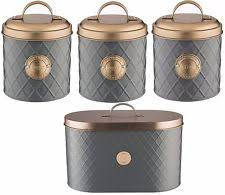 kitchen tea coffee sugar canisters kitchen canisters jars ebay