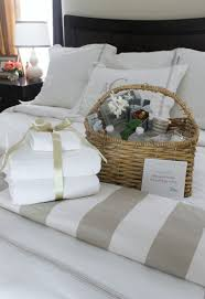 Welcome Baskets For Wedding Guests The 25 Best Welcome Baskets Ideas On Pinterest Guest Basket