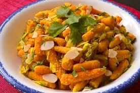 ma cuisine indienne poêlée de carottes à l indienne ma cuisine santé