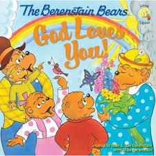 Berenstein Bears Books The Berenstain Bears Are Christian U2013 Friendly Atheist
