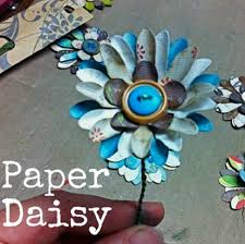 Make Flower With Paper - make gorgeous paper flowers with paper punches