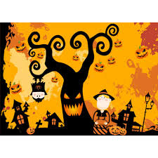happy halloween pumpkin clipart compare prices on halloween decorations trees online shopping buy