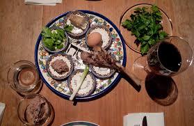 seder plate ingredients host your own family seder meal denver catholic