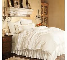 neutral colored bedding ignite a spark with romantic home decor country living neutral