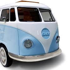 camper van luxury camper van kids bed with tv sofa u0026 mini fridge cuckooland