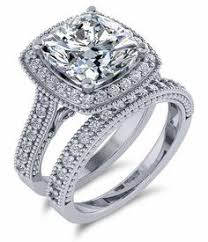 4 carat cubic zirconia engagement rings the ziamond martinik cubic zirconia 3 carat marquise and pave
