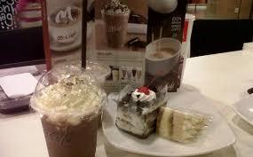 Coffe Di Mcd nongkrong di mccafe mcdonals manado nikmati kopi cita rasa beda