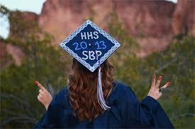 high school graduation cap decorati mowebs