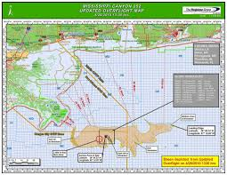 Map Of Mexico Coast by Gulf Oil Spill U2013 New Spill Calculation U2013 Exxon Valdez Surpassed