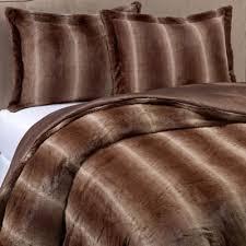 Faux Fur Duvet Cover Queen Buy Faux Fur Bedding Sets From Bed Bath U0026 Beyond