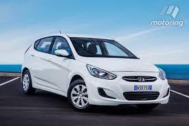 hyundai accent variants accent downmarket motoring com au
